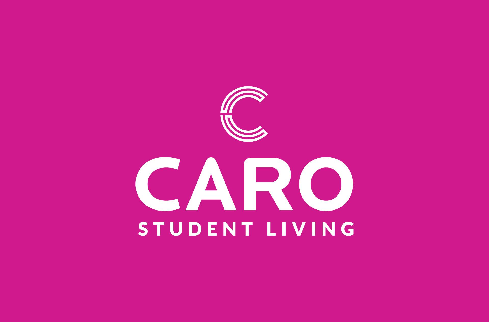 Logo design for Caro Student Living & Group