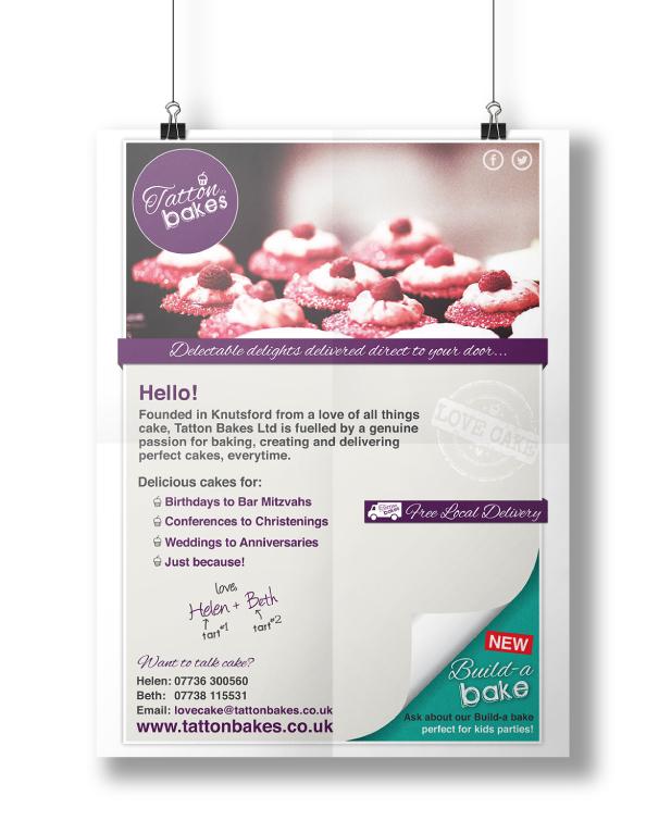 flyer & leaflet design