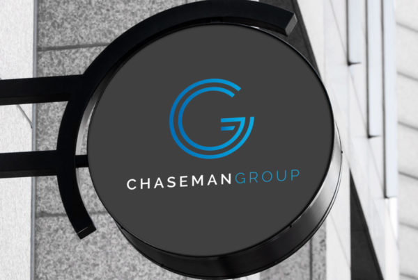 Logo design for Chaseman Group based in Knutsford, Cheshire